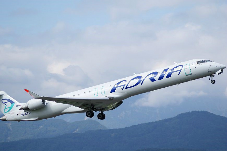 Slovenia's Adria Airways suspends flight operations