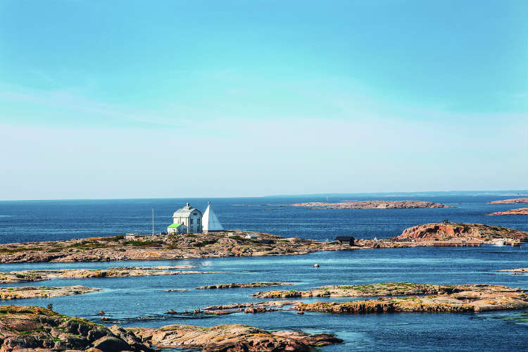 Island-hopping around the Finnish archipelago