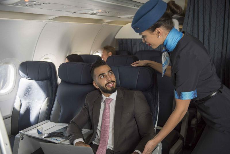 Jazeera Airways Business Class