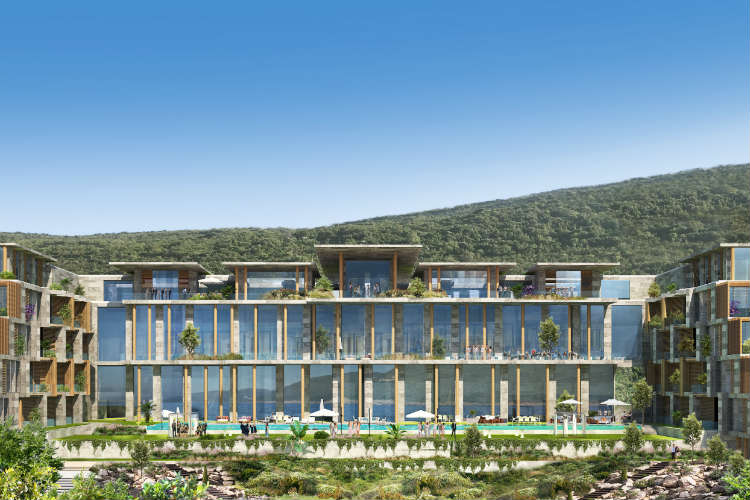 Ritz-Carlton unveils plans for Montenegro property