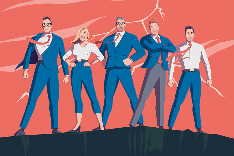 Agents assemble for TTG Travel Heroes 2020
