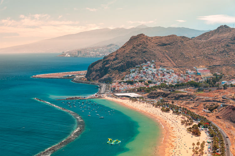 Tenerife South is the only airport not open on the islands. Picture:Adam Niescioruk/Unsplash