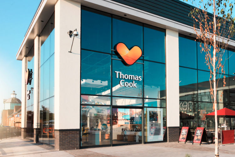 Thomas Cook name to live on after Fosun buys assets
