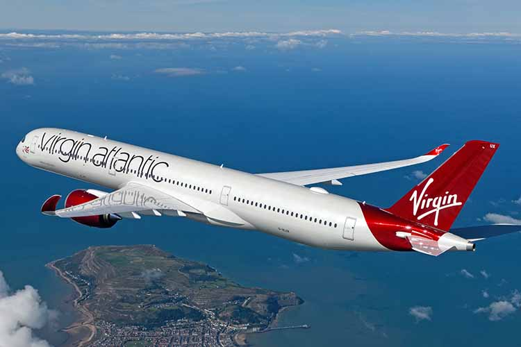 Virgin Atlantic considers global A350 deployment