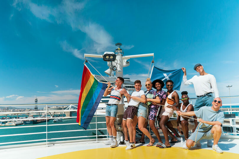 Celebrity Cruises and Gay Times launch LGBT+ video series