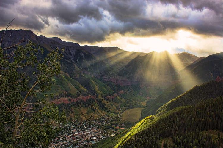 An active, low-season trip to Colorado