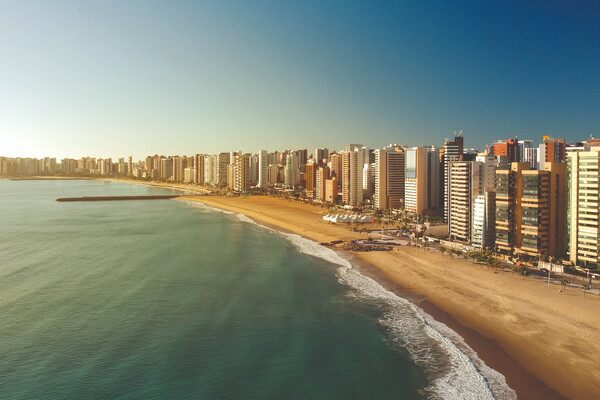 Breathtaking vistas, beach parties and local art in Fortaleza