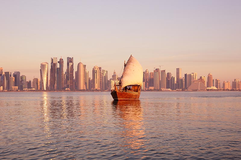 Why Qatar is perfect for a winter-sun luxury break