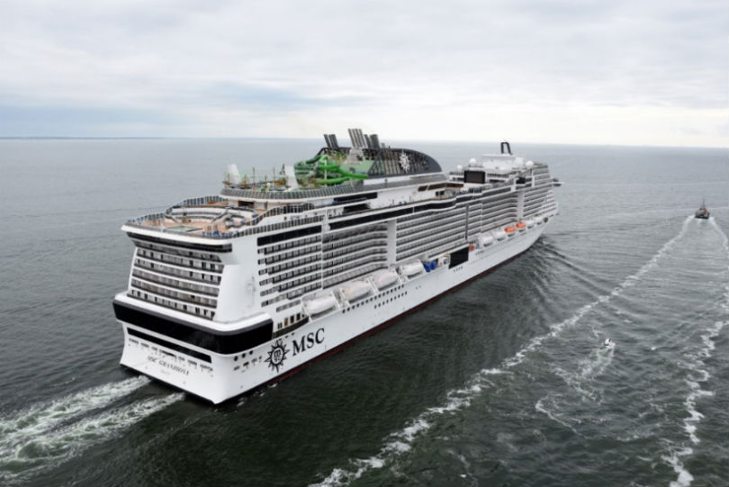 Video: Life onboard an MSC cruise in 2020