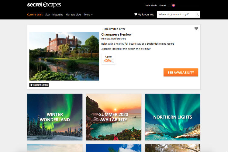 Secret Escapes acquires LateRooms assets