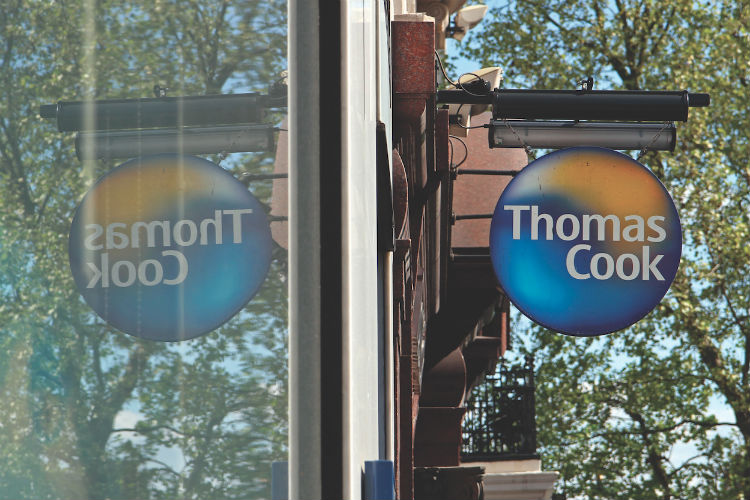 Thomas Cook collapsed owing creditors £9 billion
