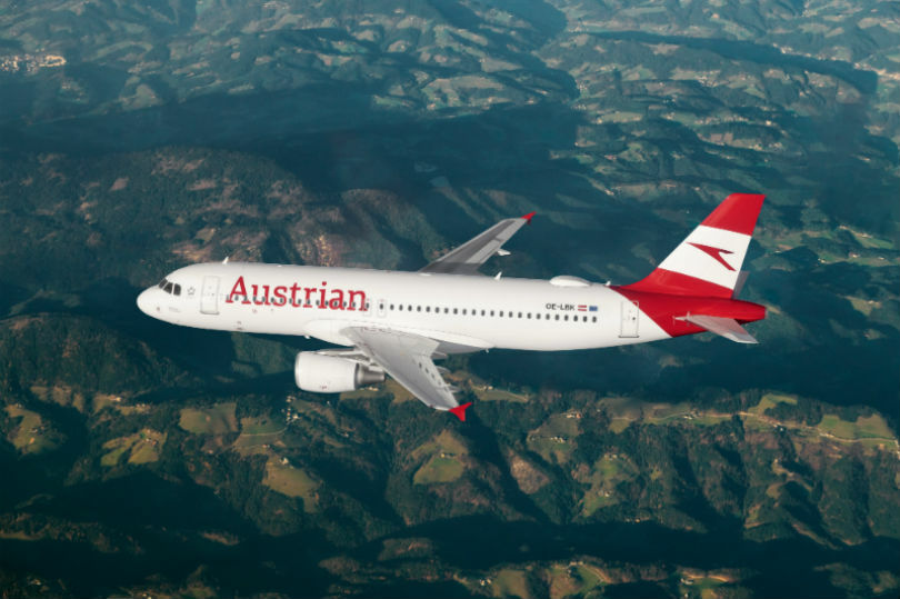 Austrian Airlines will launch its Birmingham-Vienna route in the New Year