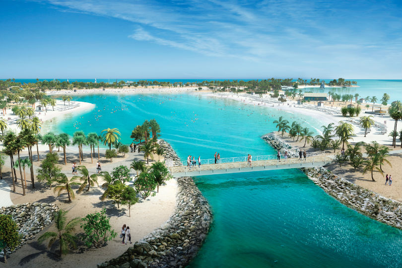 MSC's Ocean Cay private island to open in December