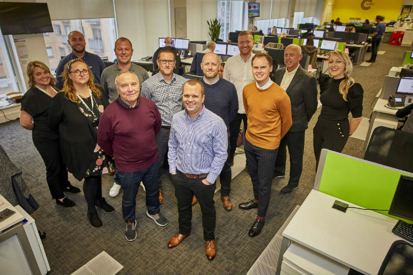 Clarity hires entire Thomas Cook Sport team for new division