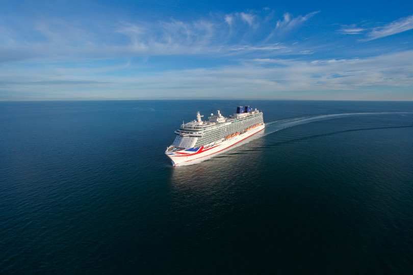 P&O Cruises puts summer 2021 and winter 2022 on sale