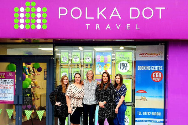 Polka Dot hires all-Thomas Cook team for new store