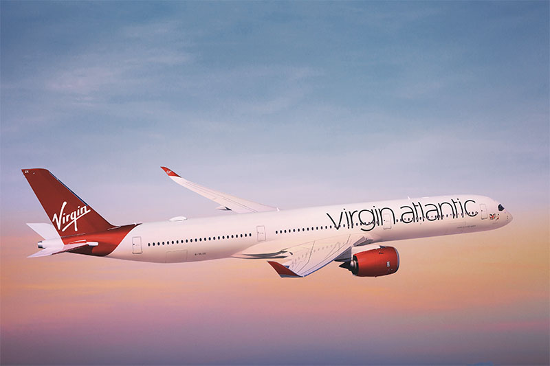 Virgin Atlantic relaunches flights to Antigua and Grenada