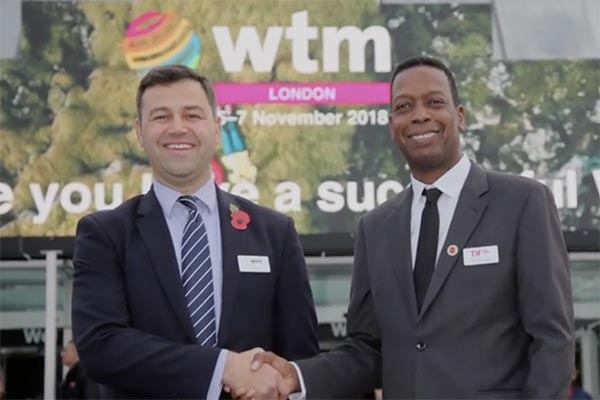 WTM London - around the world in 3 minutes