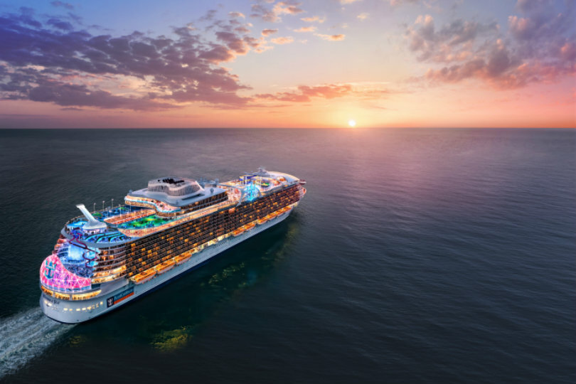 Royal Caribbean introduces new Spa Staterooms