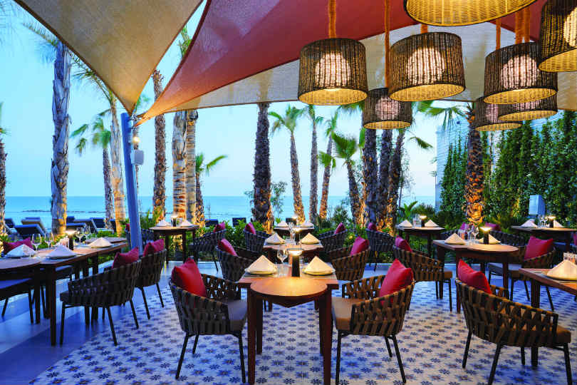 Amavi is a five-star hotel in Paphos