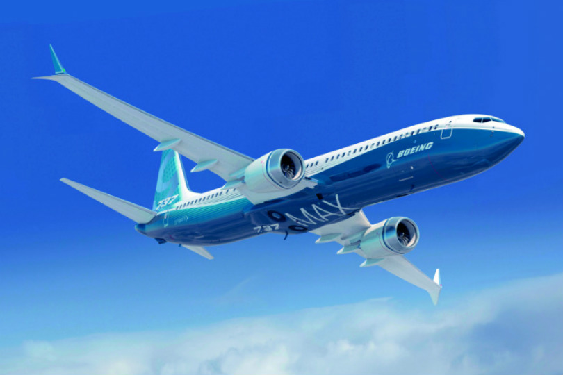 Orders for Boeing 737 Max have declined
