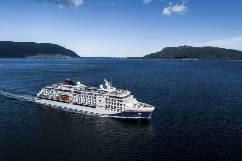 Hanseatic Inspiration is the line's first bilingual expedition ship