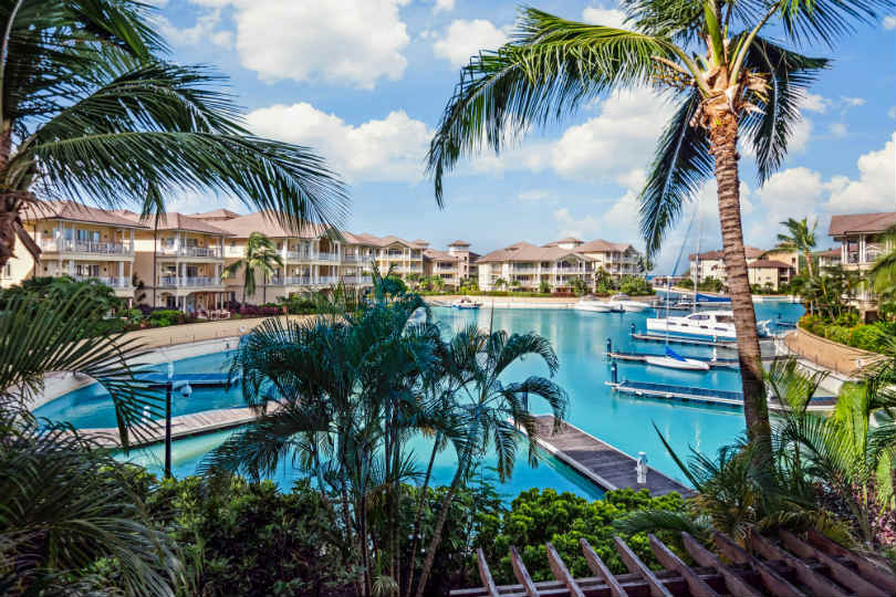 St Lucia luxury