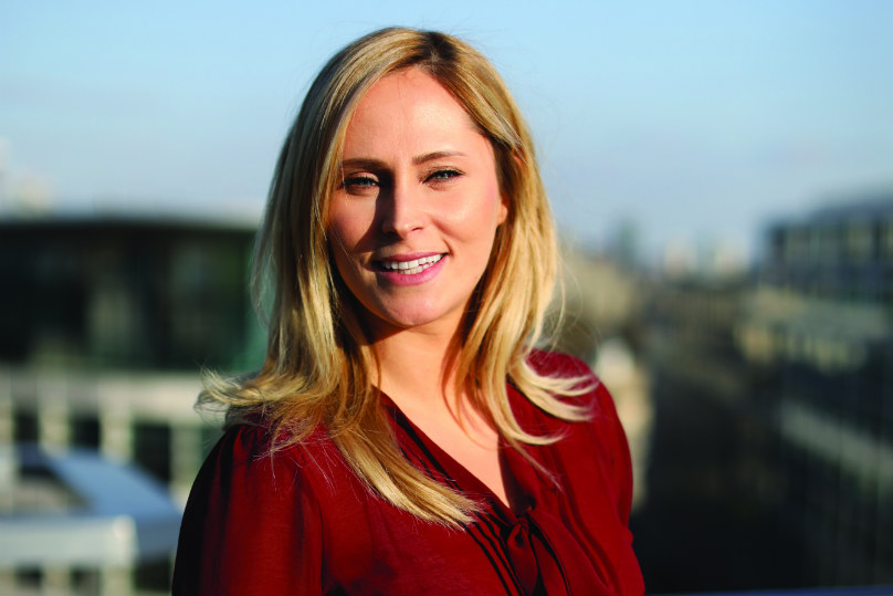 Lucy Holden is the sales executive at Railbank