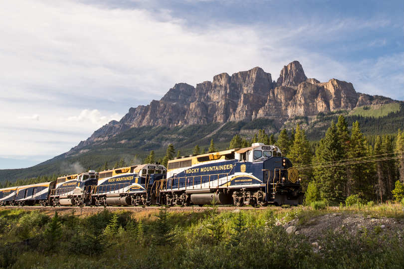 Win a two-day trip on the Rocky Mountaineer