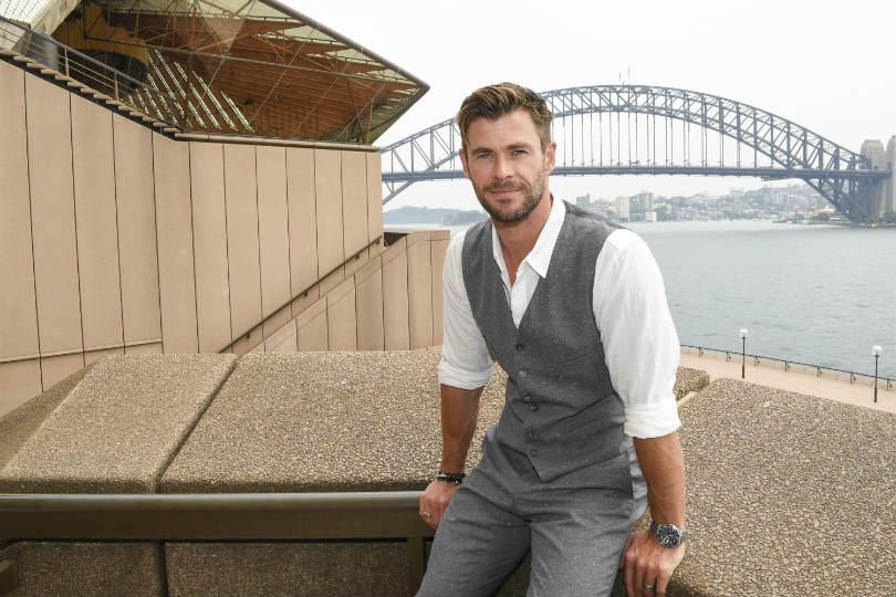Chris Hemsworth unveils punny Tourism Australia campaign