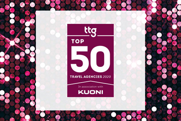 TTG Top 50 Travel Agencies
