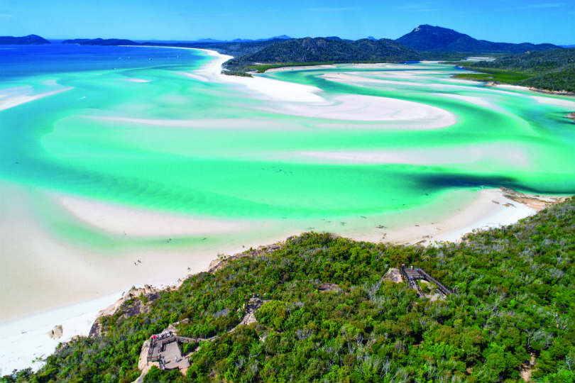 How the Whitsunday Islands are back to full strength after Cyclone Debbie