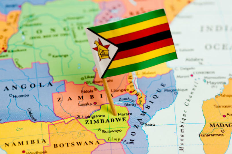 Foreign Office warns against 'unpredictable' Zimbabwe protest areas