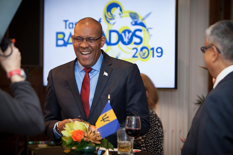 WTM London 2019: Barbados looks for investors to expand air capacity