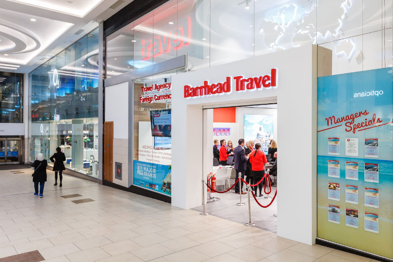 Barrhead will open seven new stores 'by January' next year