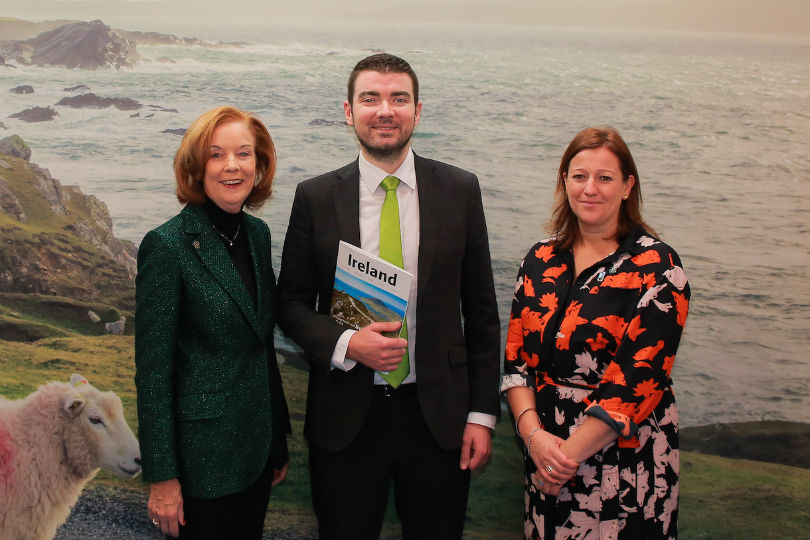 WTM London 2019: Ireland invests in new air and sea routes