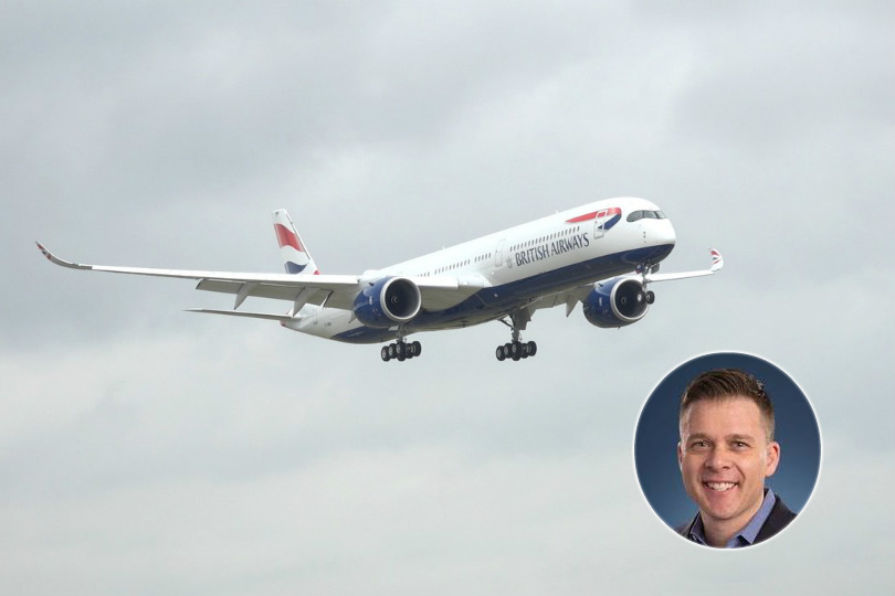 British Airways appoints new trade sales lead