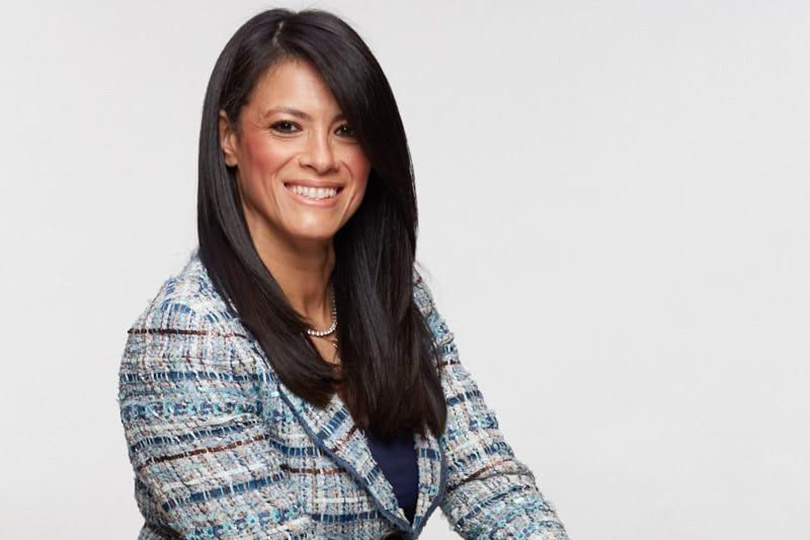 Egypt Minister of tourism, Rania Al-Mashat