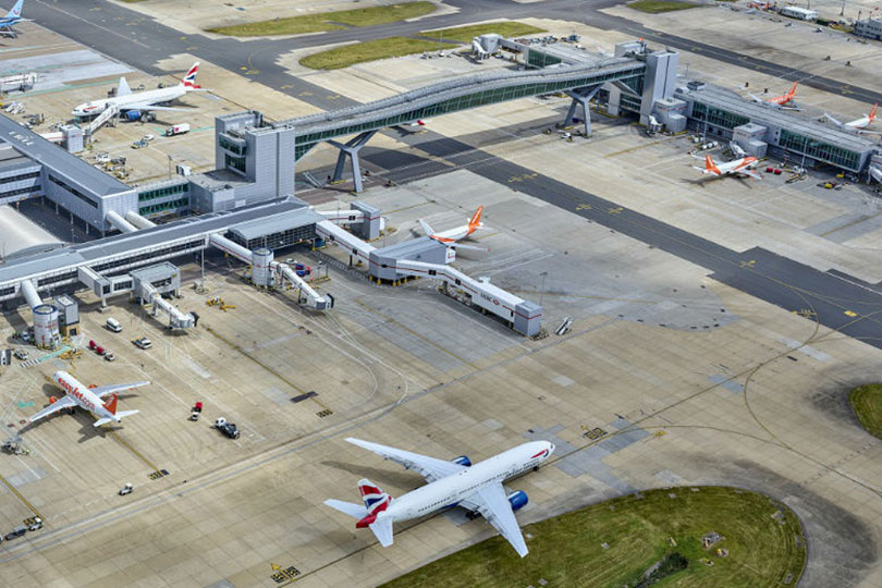 British Airways to suspend operations at Gatwick airport