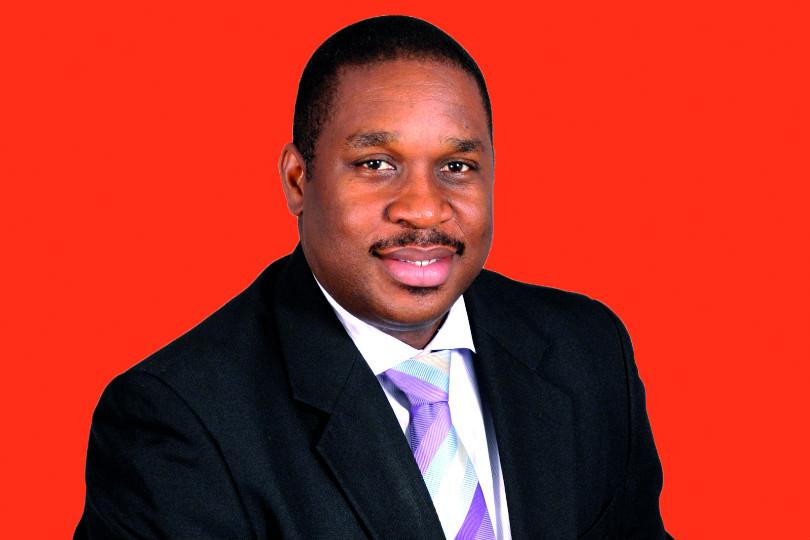 CEO of Tobago Tourism Agency, Louis Lewis