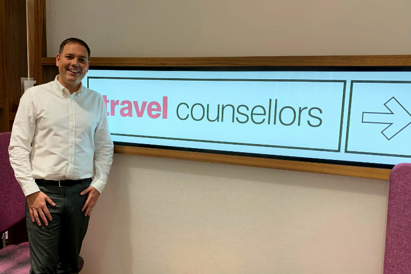 Matt Harding joins Travel Counsellors to head up agency strategy