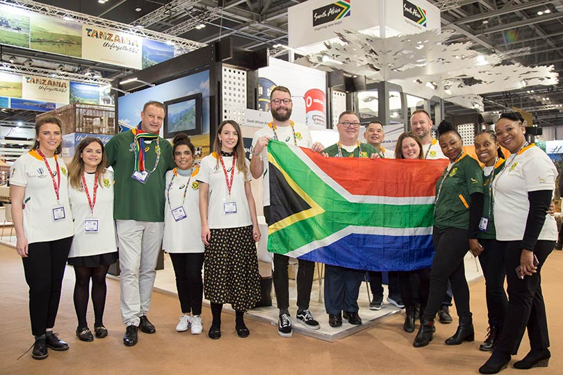 WTM London 2019: South African Tourism celebrates world-beating weekend
