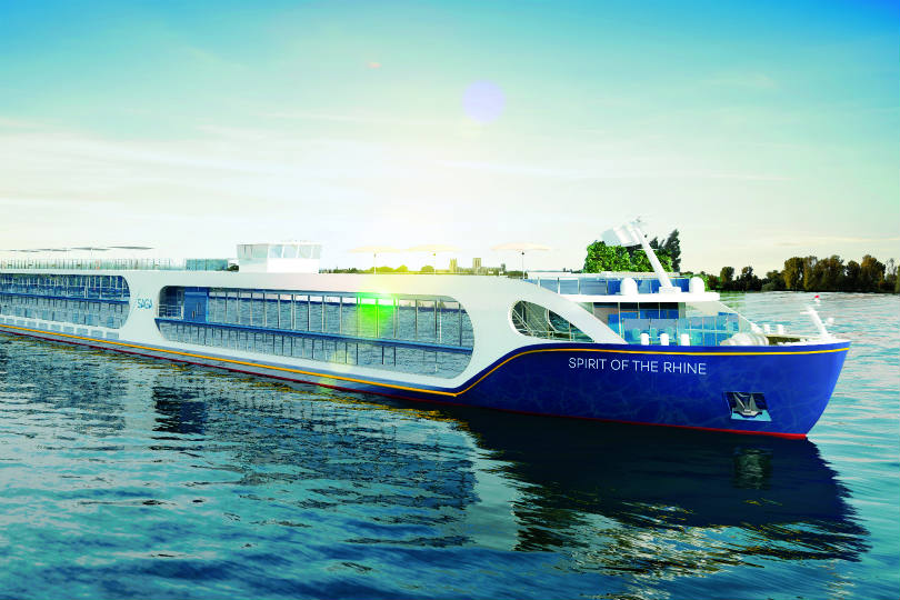 Saga reveals new-build boutique river vessel