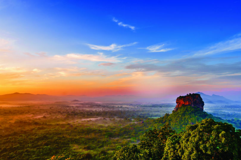 Private tours will be available in destinations such as Sri Lanka