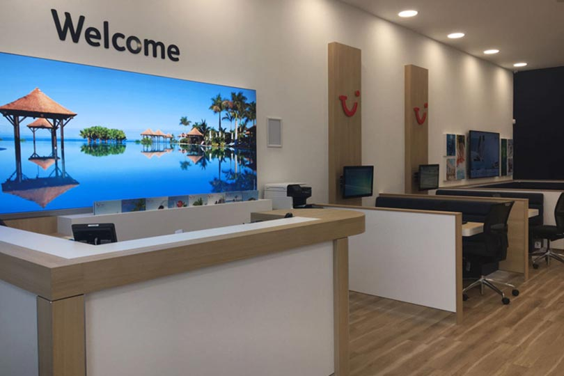 Tui will close 34 stores in the next 12 months