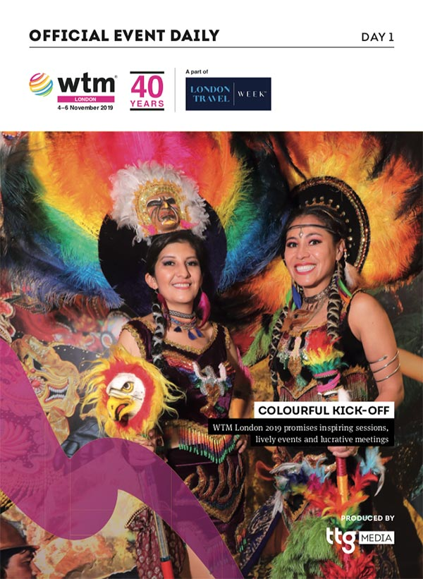 WTM London 2019: Official Daily Day one