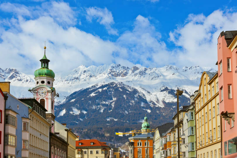 Jet2.com puts Innsbruck on sale for summer 2022