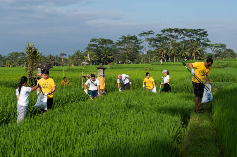 Capella Ubud is one of the properties introducing new community initiatives