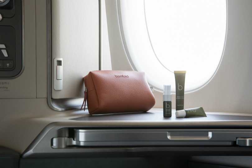 Cathay Pacific enhances first and business class offering