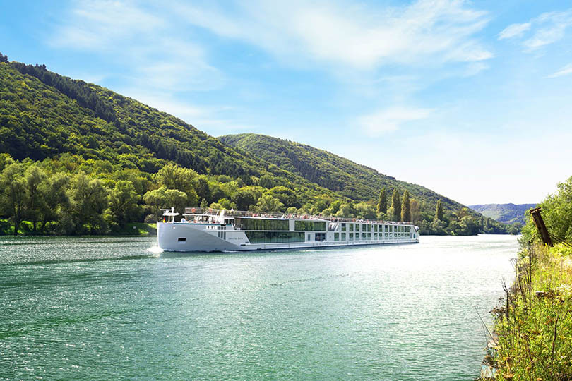Crystal River Cruises denies report that ships are up for sale
